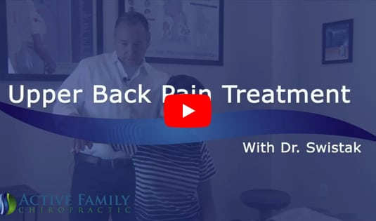 Active Family Chiropractic - Upper Back Therapy