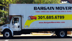 Moving Service Darnestown | Maryland | Bargain Movers
