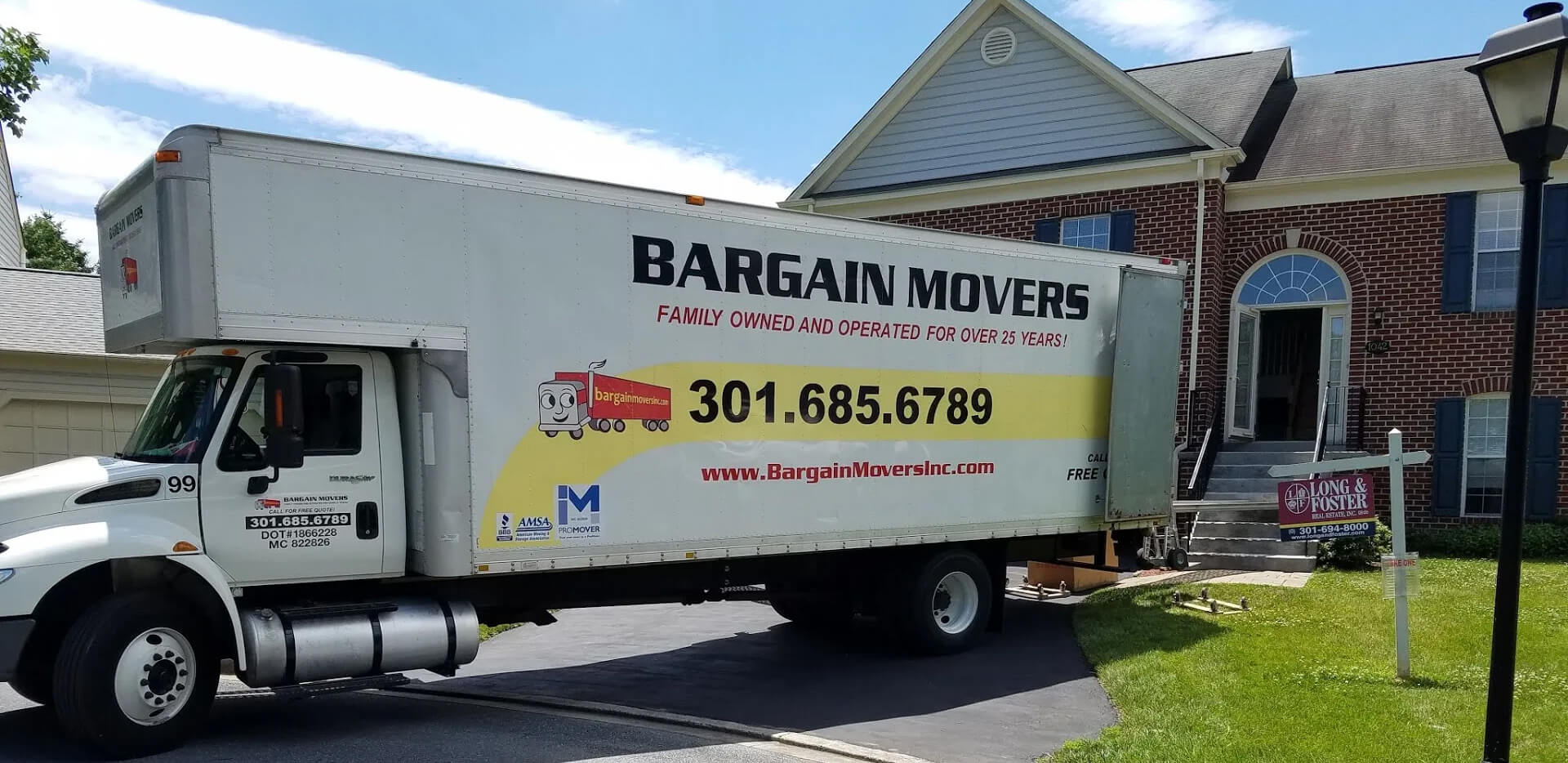 Movers Clarksburg Maryland
